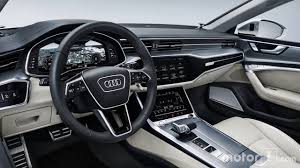 see the 2018 audi a7 side by side with the old model