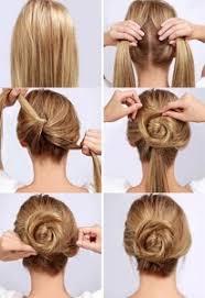 model rambut sanggul simple tutorial model sanggul modern super mudah cantik