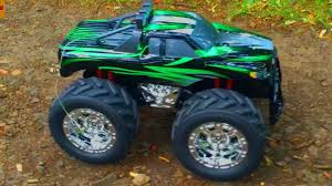 monster truck grave digger scale remote control monster truck grave digger jam playtime in