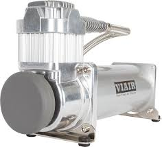 viair 450c silver air compressor hornblasters