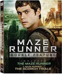 film blu thailand maze runner double feature the maze runner scorch trials blu
