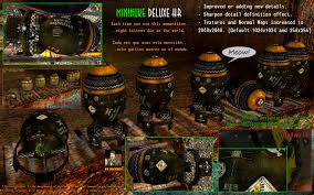 Fallout New Vegas Maps by Hectrol Mininuke Deluxe Highres Retex At Fallout New Vegas Mods