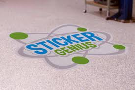 Restickable Wallpaper by Sticker Genius Restickable Custom Decals And Removable Sign Graphics