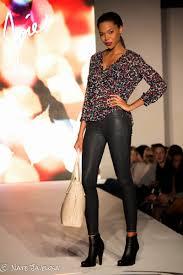 nate javelosa style week oc 2013 runway models dazzle onward to