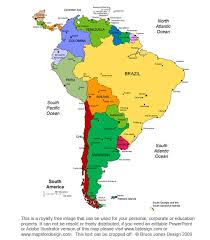 south america clipart brazil pencil and in color south america