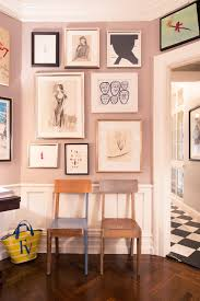 at home with andy u0026 kate spade u0026 their art collection woody