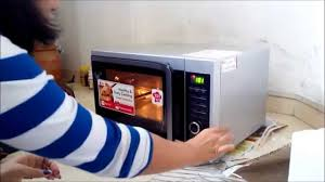 Microwave Toaster Combo Lg How To Use Lg Microwave Convection 1 Demo Youtube