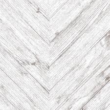 white wash wood scandi herringbone white washed wood effect wallpaper off white
