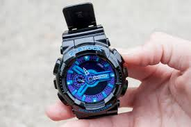 light blue g shock watch how to change the time on a casio g shock watch techwalla com