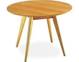 jens risom dining table hivemodern com
