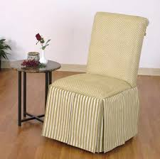slipcovers for parsons dining chairs parson chair slipcovers i never sewn a parsons chair rustic