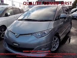 used toyota estima manual for sale motors co uk
