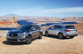 suv acura acura mdx production begins at second facility in the u s honda