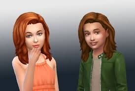 sims 4 kids hair med wavy conversion for kids at my stuff sims 4 updates