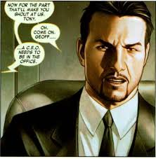 Tony Stark Tony Stark Vs Lex Luthor Hand To Hand Combat Battles Comic Vine