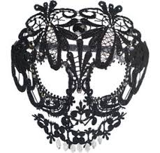 black lace masquerade masks black lace filigree masquerade mask 7in x 4 1 2in party city