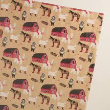 christmas kraft wrapping paper christmas kraft wrapping papers happy holidays