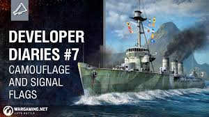 Us Navy Signal Flags Developer Diaries Camouflage And Signal Flags Youtube