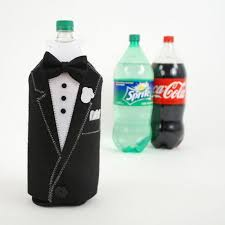 tuxedo bottle covers gaggifts wedding gifts
