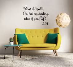 what if i fall oh but my darling what if you fly wall decal what if i fall oh but my darling what if you fly wall decal
