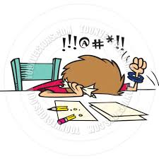 Head Desk Meme - make meme with frustrated cartoons clipart