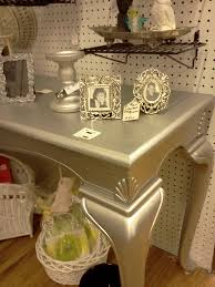 Silver Sofa Table Silver Gereanna U0027s