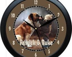 Personalized Clocks With Pictures Custom Photo Clock