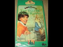 the tales of rabbit opening interval closing to the tale of rabbit 1993 vhs
