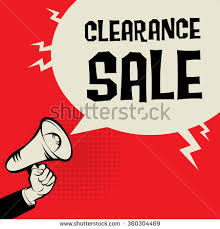 megaphone business concept text clearance stock vector