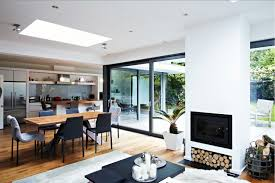 glass extension dining area kitchen pinterest rear extension