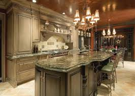 contemporary traditional kitchen design dark accent wall modern