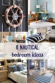 nautical bedroom decor ideas inside nautical home mi ko