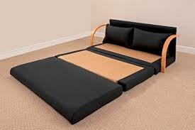 Fold Out Sofa Bed Fold Out Foam Sofa Bed Black Furniture
