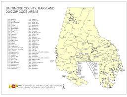 maryland map free baltimore zip code map mesmerizing of maryland codes free