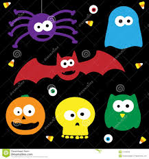 cute spooky background cute halloween theme festival collections cute halloween