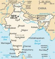 hinduism map map of india maps of countries worldwide travel information