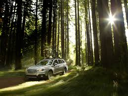 subaru crosstrek forest green new york 2015 subaru outback breaks cover video autoevolution