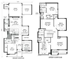 modern contemporary floor plans furniture ultra modern house floor plans and home 1