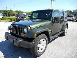 2007 jeep wrangler unlimited 4x2 jeep colors