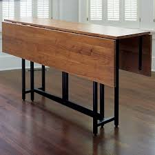 Drop Leaf Kitchen Tables For Small Spaces Soft Brown Rug Round - Drop leaf kitchen tables for small spaces