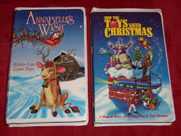 annabelle s christmas wish free annabelle s wish and how the toys saved christmas on vhs