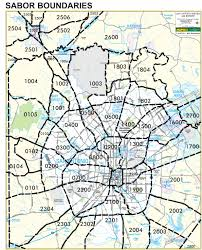 Atlanta Zip Code Map Dallas Zip Code Map Real Estate Kemerovo Me