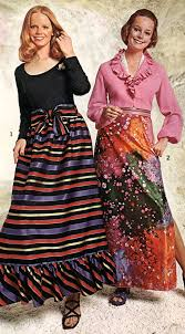 dress styles 1970s dresses skirts styles trends pictures