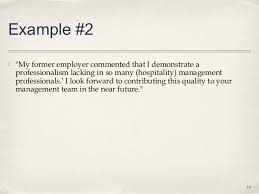 lecture 3 1 how to write a cover letter student notes