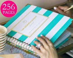 best wedding organizer keepsake wedding planner book monogrammed planner wedding