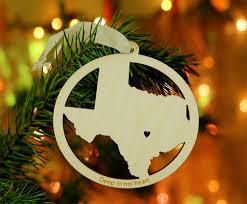 texas state tree ornament u2013 grab some texas