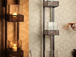 Wrought Iron Candle Wall Sconces Affordable And Comforting With Candle Wall Sconces Wrought Iron