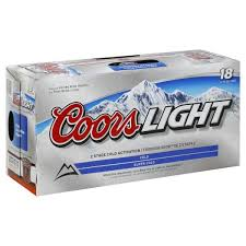 coors light 18 pack coors light 18 pack cans the concierge nashville