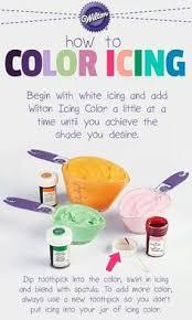 farveskemaer til pasta farver icing color chart colour chart