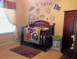 Detroit Tigers Crib Bedding Theme Nursery Ideas For A Baby Or Boy Nursery Design